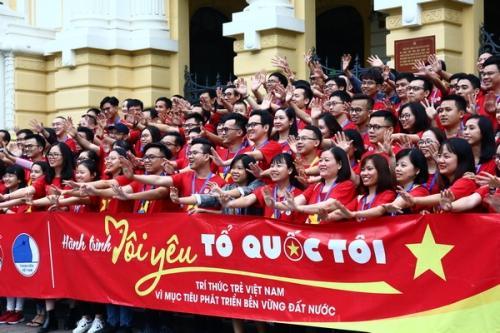 10 chương trình, sự kiện tiêu biểu của Hội LHTN Việt Nam nhiệm kỳ 2014-2019