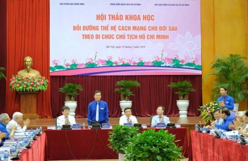 50 năm Di chúc Bác Hồ: 'Làm người, làm việc rồi mới làm cán bộ'