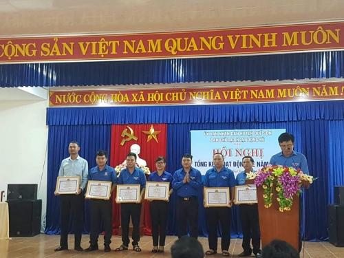 Ban Chỉ đạo hoạt động hè huyện Quế Sơn  tổ chức tổng kết hoạt động hè năm 2019