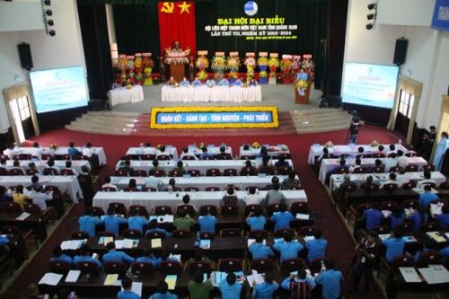 Đại hội đại biểu Hội LHTN Việt Nam tỉnh nhiệm kỳ 2019 - 2024 thành công tốt đẹp