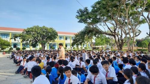 Đẩy mạnh tuyên truyền, phổ biến giáo dục pháp luật trong môi trường học đường nhân dịp năm học mới