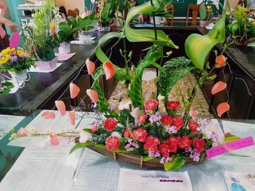 Đoàn trường THPT Trần Đại Nghĩa tổ chức các hoạt động chào mừng Ngày Nhà giáo Việt Nam