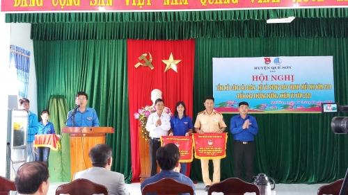 Hội nghị tổng kết công tác Đoàn –Hội và phong trào thanh thiếu nhi huyện Quế Sơn năm 2019