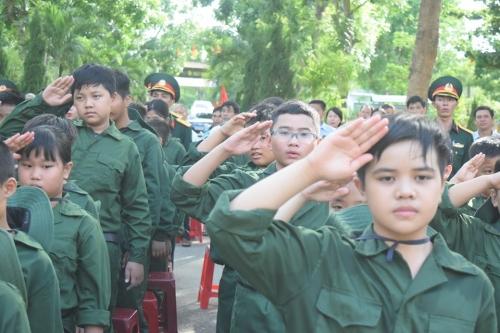 """Lễ xuất quân chương trình """"Học kỳ trong Quân đội"""" năm 2019"""