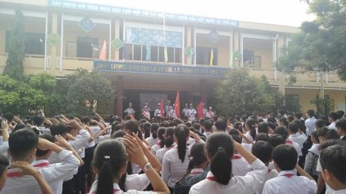 Ngày hội công nhận Rèn luyện đội viên