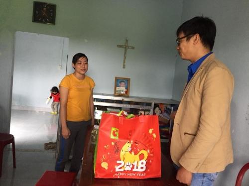 Quế Châu: tổ chức chương trình tình nguyện mùa Đông và Xuân yêu thương năm 2018.