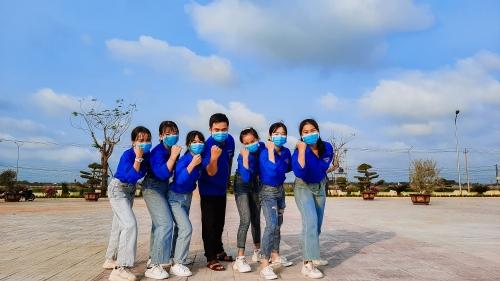 """Quế Phú: Đổi mới tuyên truyền phòng chống dịch bệnh Covid-19 qua clip Nhảy """"Ghen Cô Vy"""""""