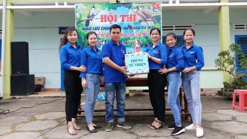 Quế Phú: Tổ chức Hội thi đấu chim chào mào gây quỹ tổ chức Chương trình Xuân yêu thương 2019