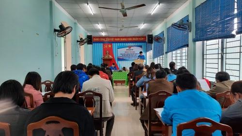 Quế Sơn: Tổng kết công tác Đoàn và phong trào thanh thiếu nhi năm 2020