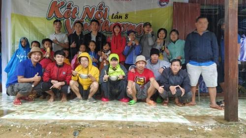 Quế Xuân 2: Tổ chức Chương trình Tình nguyện mùa Đông 2020