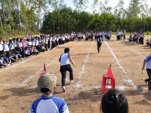 TH Đông Phú: Tổ chức Hội khỏe phù đổng cấp trường