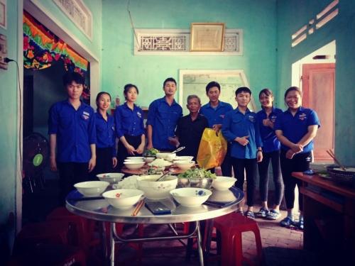 """THPT Quế Sơn – TT. Đông Phú: Ngày đoàn viên """"Tự hào truyền thống"""""""