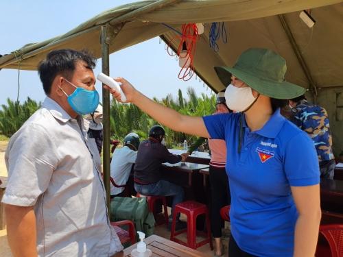 Triển khai các biện pháp tham gia phòng chống dịch Covid-19 trong tình hình mới