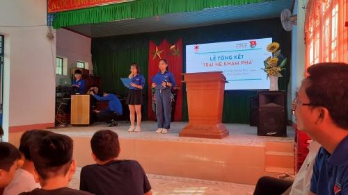 """TT. Đông Phú: Tổ chức """"Trại hè khám phá"""""""