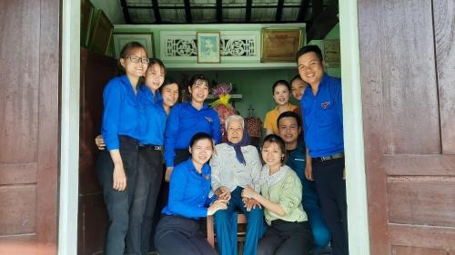 Tuổi trẻ Quế Phú với các hoạt động Xuân yêu thương 2020